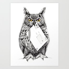 You have  a Letter g148 Art Print
