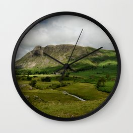 Scaleber Foss Wall Clock
