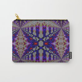 Wilderness of Straight lines Carry-All Pouch