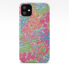 Inspired by lilly iPhone Case