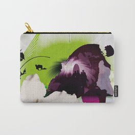 Fluctuating Carry-All Pouch
