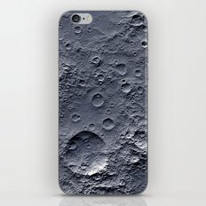 Moon Surface iPhone Skin