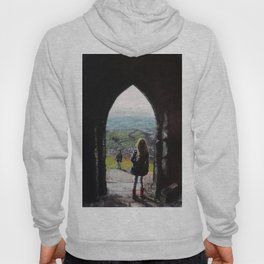 Gazing from the Tor Hoody