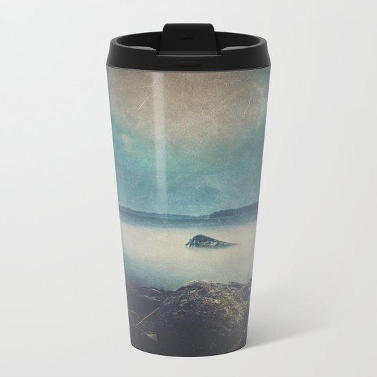 Dark Square Vol. 5 Metal Travel Mug