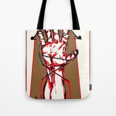 Bound By Blood Tote Bag