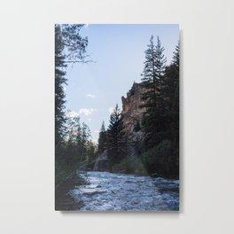 TAYLOR RIVER Metal Print