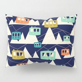 Alpine Wonderland Pillow Sham