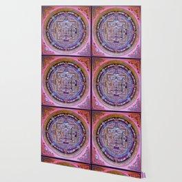 Kalachakra Sera - Mandala Wallpaper