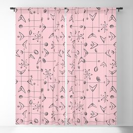 Atomic Mobiles Blackout Curtain