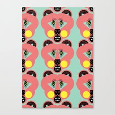 Grizzly Bear Necessities Canvas Print