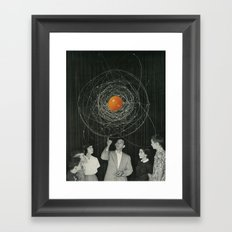 requirements (2013) Framed Art Print