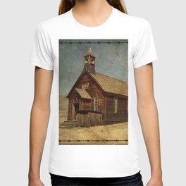 Pioneer Pews T-shirt