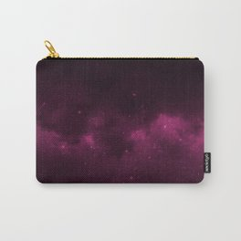 Fascinating view of the pink cosmic sky Carry-All Pouch