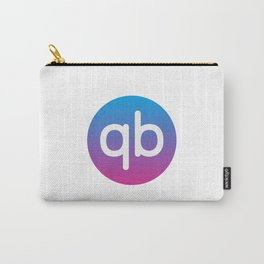 qiibee Icon Dark Carry-All Pouch