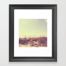 Serenity. Framed Art Print