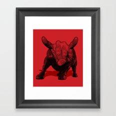 Party Animal Framed Art Print