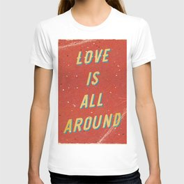 Love is all around - A Hell Songbook Edition T-shirt