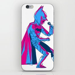 The Dark Knight Rocks iPhone Skin