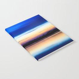 Almost after dark Notebook
