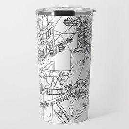 City Of Thieves Travel Mug