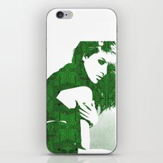 Aztec Henna iPhone & iPod Skin