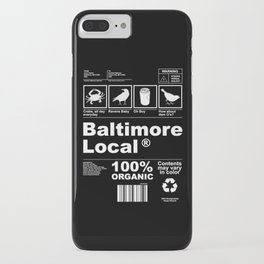 Baltimore Local iPhone Case