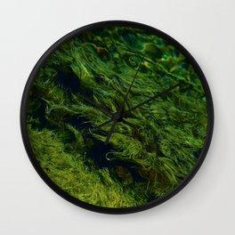 Microbe mush Wall Clock