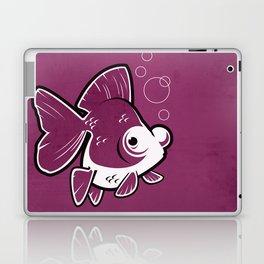 Moor Goldfish Laptop & iPad Skin