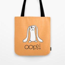 Oops!!! Tote Bag