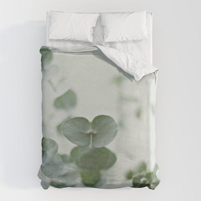 EUCALYPTUS GREEN 2 Bettbezug