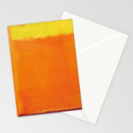 Mark Rothko - Untitled No 73 - 1952 Artwork Stationery Cards