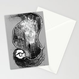Ginsberg - Howl  Stationery Cards