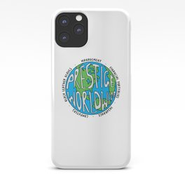 Step Brothers | Prestige Worldwide Enterprise | The First Word In Entertainment | Original Design iPhone Case