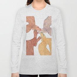 Girl Talk Long Sleeve T-shirt