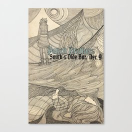 Punch Brothers Canvas Print