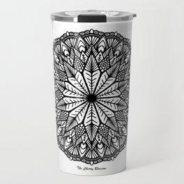 Mandala 28 Travel Mug