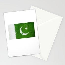 Pakistan Flag design   Pakistani design Stationery Cards