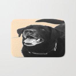 Labrador Happy Bath Mat