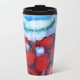 Jam jar Travel Mug