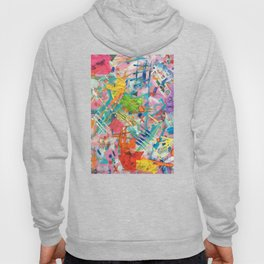 Colorful Distortion Hoody