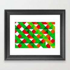happy our Christmas Framed Art Print