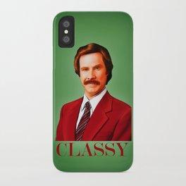 CLASSY iPhone Case