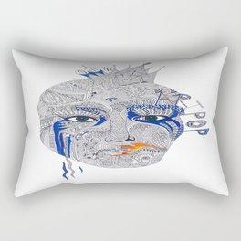 PopArt Rectangular Pillow