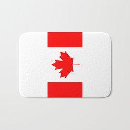 Canadian Flag (Canada) Bath Mat