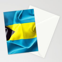 Bahamas Flag Stationery Cards