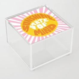Sunshine Vibes Acrylic Box