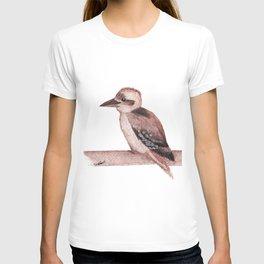 Kookaburra Sits on the Old Gum Tree T-shirt