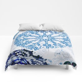 Eclectic Patterns I Comforters