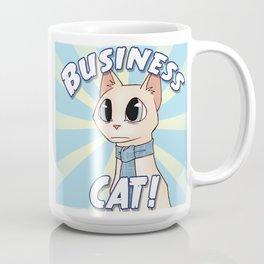 Business Cat! Coffee Mug
