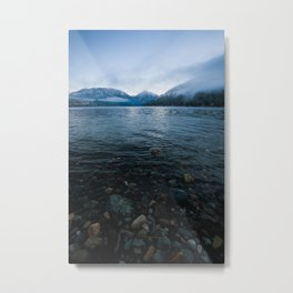 Wallowa Lake Oregon Metal Print